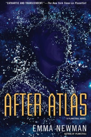 AFTER ATLAS by Emma Newman – Sci-Fi Month Review