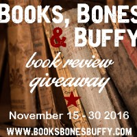 Book Review Giveaway: Win a Book I Reviewed in October!