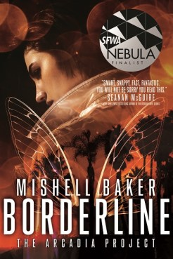New cover Borderline