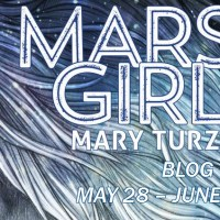 Interview with Mary Turzillo – Author of MARS GIRLS + Giveaway