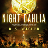 Waiting on Wednesday [255] – THE NIGHT DAHLIA by R.S. Belcher