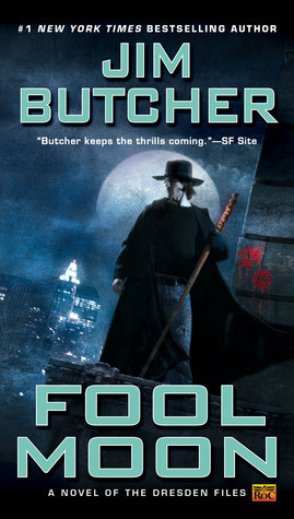 Review of Fool Moon by Jim Butcher