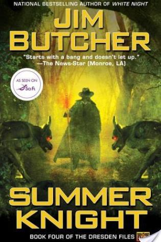 Review of Summer Knight by Jim Butcher