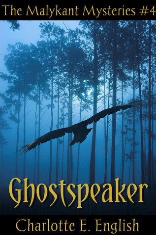 Review of Ghostspeaker by Charlotte E. English
