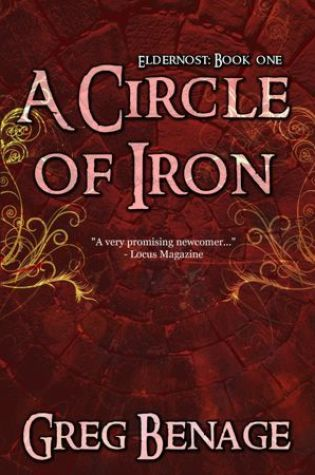 Review of A Circle of Iron by Greg Benage