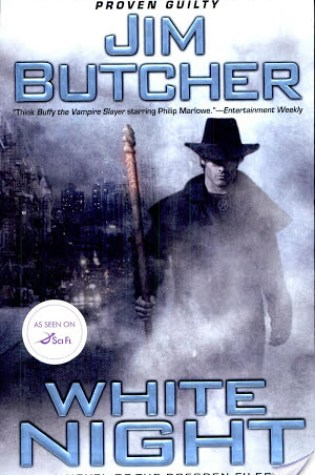 Review of White Night by Jim Butcher