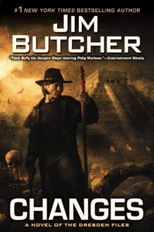 Review of Changes by Jim Butcher