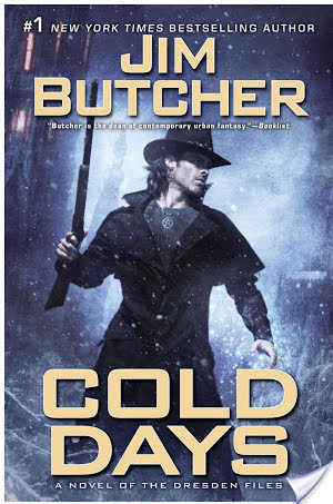 Review of Cold Days by Jim Butcher