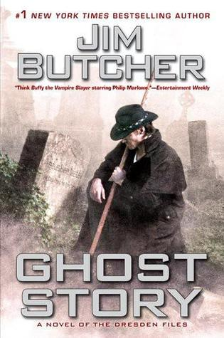 Review of Ghost Story by Jim Butcher