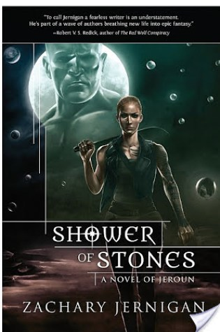 Review of Shower of Stones by Zachary Jernigan