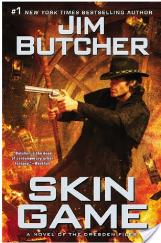 Review of Skin Game by Jim Butcher