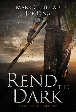 Review of Rend the Dark by Mark Gelineau and Joe King