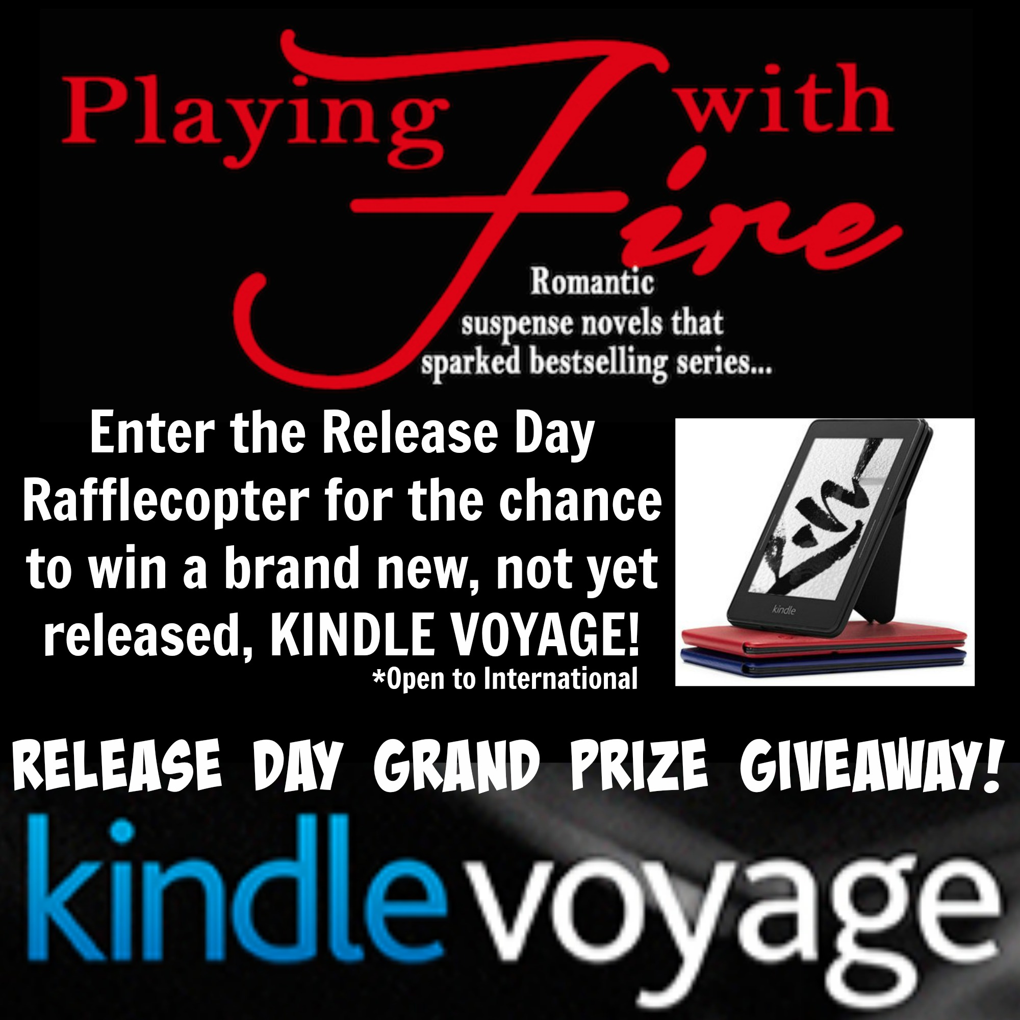 Release Day Giveaway