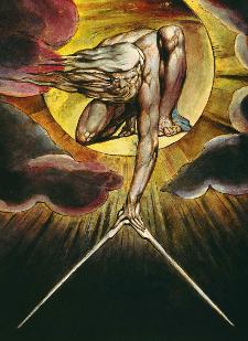Creationism or Evoluton? Blake: Ancient Of Days