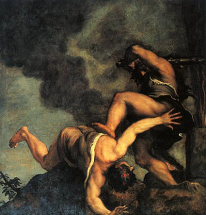 Brotherly love: Cain and Abel