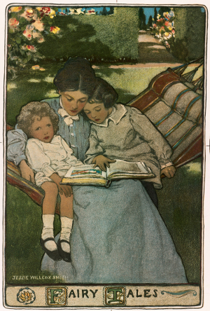 Teading to children the start of lifelong learning FairyTales WilcoxSmith