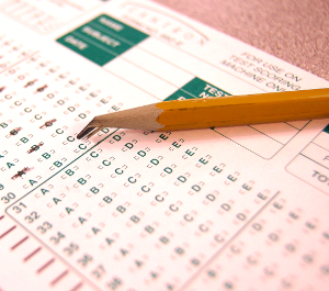 Scantron, Standardized Test