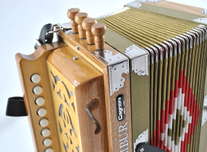 Accordion Excalibur 300