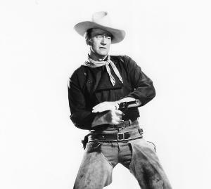 Deep White State: John Wayne