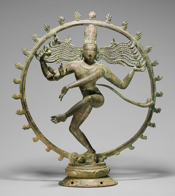 Statue of Shiva, Lord of the Dance