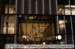 Trump Tower on 5th Ave