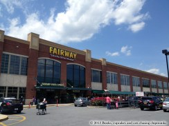 Fairway Supermarket - New York | Books, Cupcakes, and Cats Chasing Chipmunks
