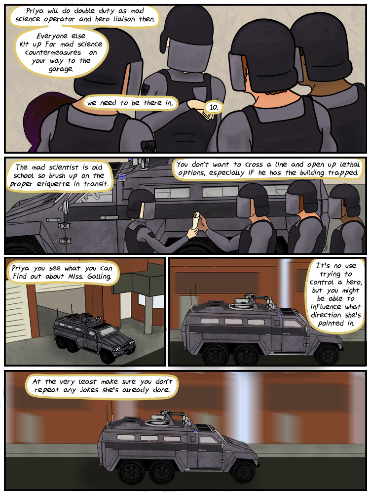 Page 197: Look at the time