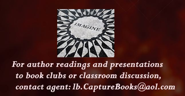 For author readings and presentations contact