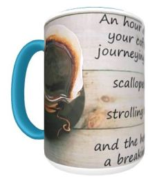 breaking ocean waves mug
