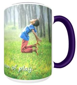 joyful abandon mug back