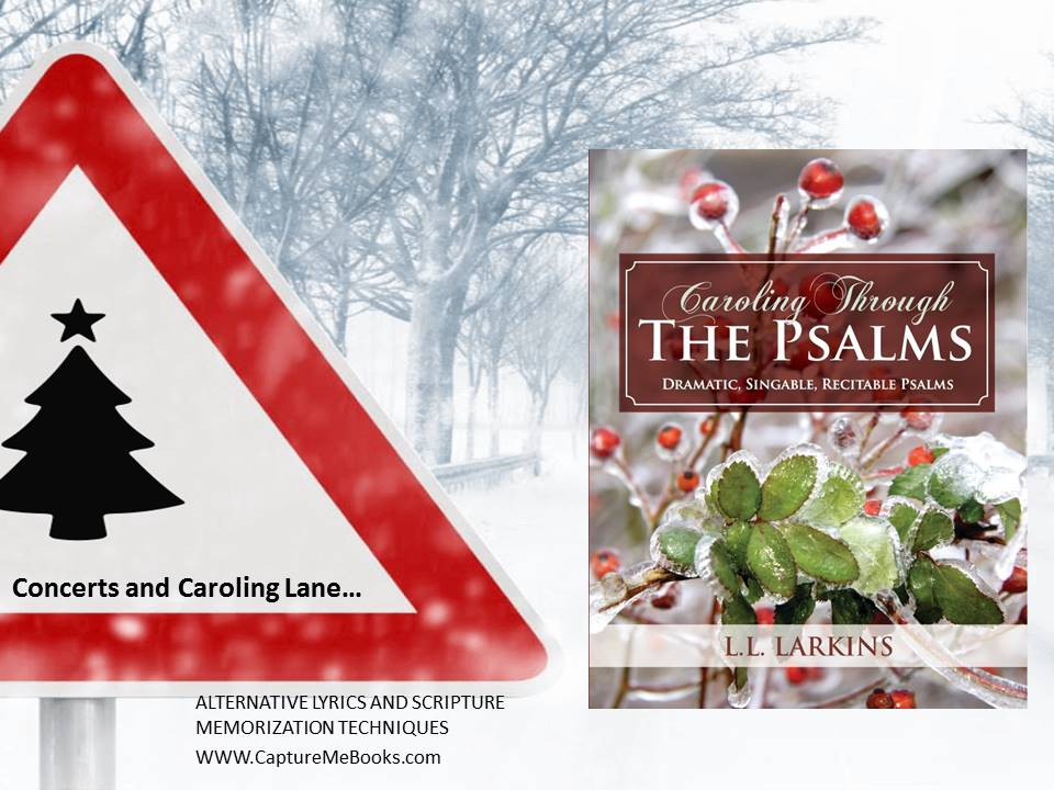 Poster for Caroling Books