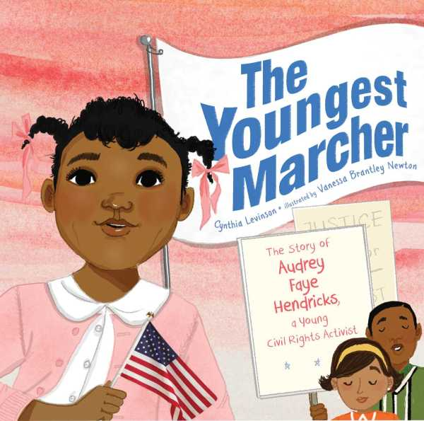 book cover of 'The Youngest Marcher'