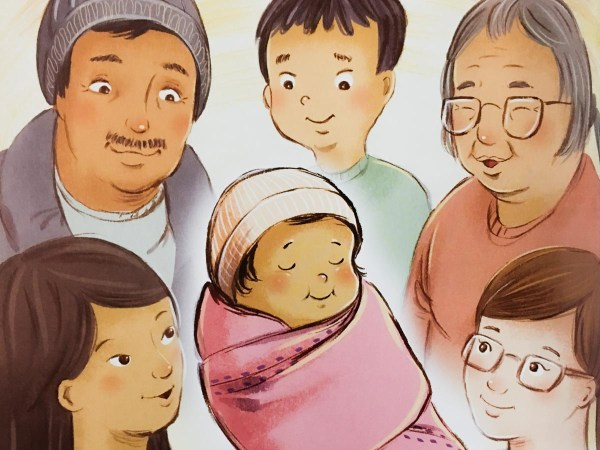 Inuit custom adoption