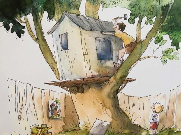 Better Tree Fort