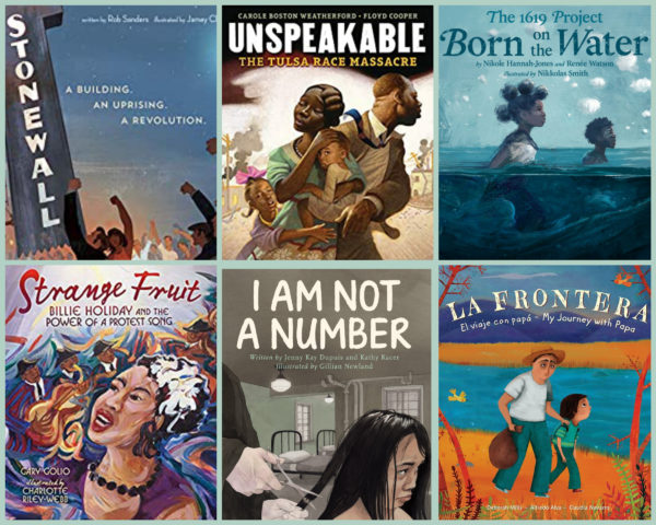 picture books for 8 and up