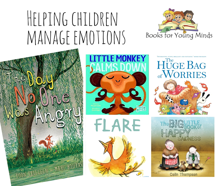 Helping children manageemotions