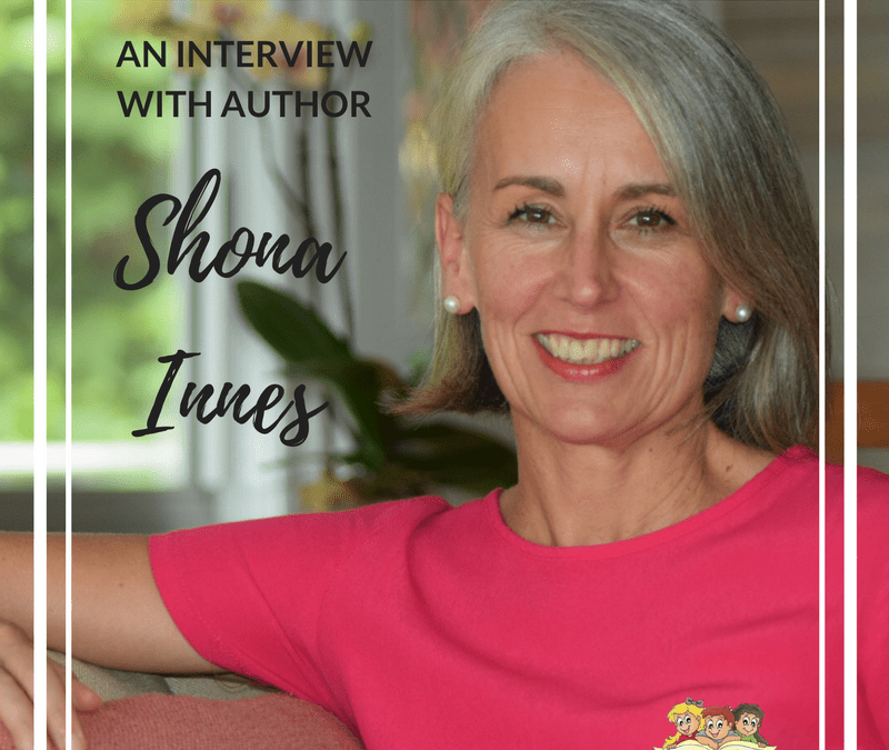 An interview with author Shona Innes