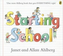 Book Cover Image for Starting School