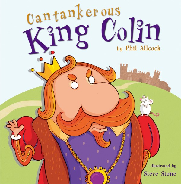 Cantankerous King Colin