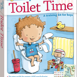 Ready to Go! Toilet Time : a training kit for boys