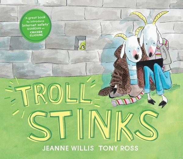 Troll Stinks - bullying via mobile phone
