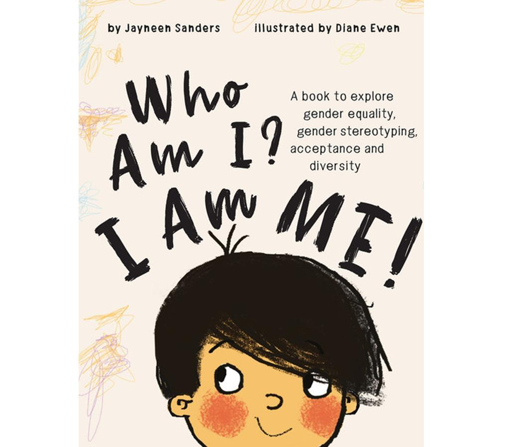 Book Cover Image for Who Am I? I am Me!