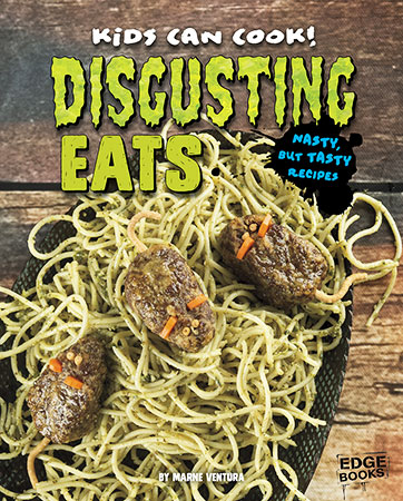Book Cover Image for Disgusting Eats