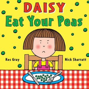 Daisy Eat Your Peas cover image