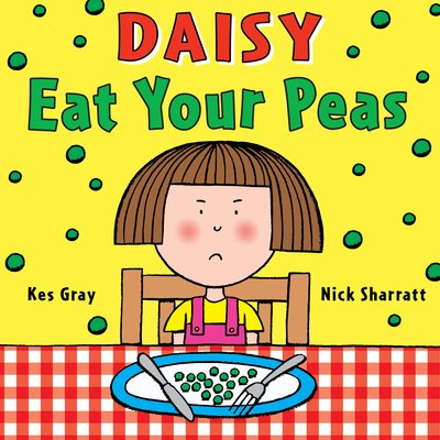 Book Cover Image for Daisy Eat Your Peas