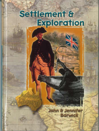 Book Cover Image for Settlement and Exploration