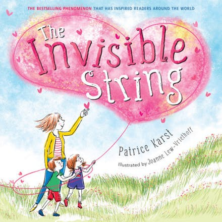 Book Cover Image for The Invisible String