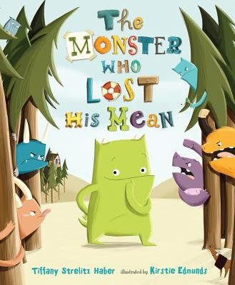 Book Cover Image for The Monster who Lost his Mean