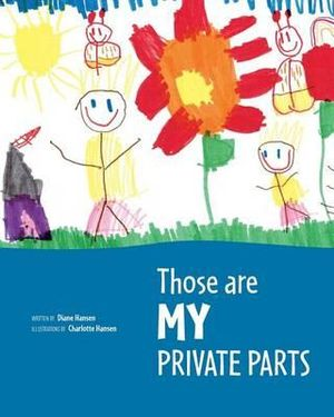 Those are MY private parts