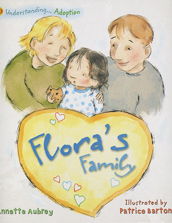 Book Cover Image for Flora's Family